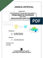 Final - Inteligencia Artificial-2008 - Inversiones