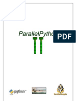 Parallel Python-sistemas Operativos Avanzados