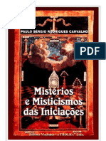60025126 Misterios e Misticismos Das Iniciacoes Paulo Sergio Rodrigues Carvalho