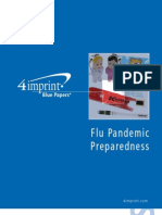 Flu Pandemic Preparedness Blue Paper
