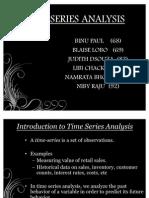 Time Series Analysis Fin