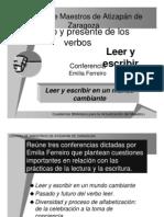 Conferencia.EMILA FERREIRO