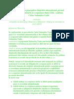 Declaratia Asupra Principiilor Dreptului International Privind Relatiile Prietenesti Si Cooperare