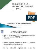 Presentacion Java Semana 1