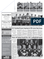 Fall Sports Preview 090111