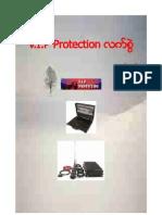 VIP Protection Handbook -burmese