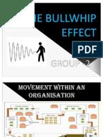 The Bullwhip Effect