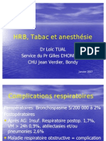 060704 HRB Tabac Et Anesthesie