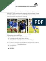 adidasfootball - DFB Pokalschreck Spielball