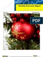 B&H Monthly Economic Report - December 2011