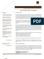 DMBRN - White Paper - Give Women What They Want -020112