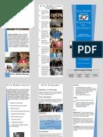 2011-2012 Ortiz Plan for Success Brochure