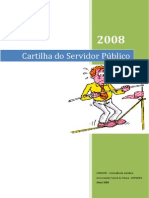 Cartilha Do Servidor Publico Federal