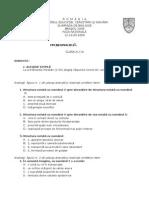 2009 Biologie Etapa Nationala Subiecte Clasa a X-A 0