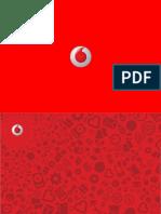 Manual de Identidade Visual Vodafone
