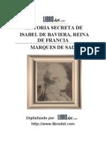 Historia Secreta de Isabel de Babiera