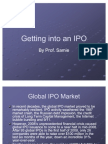 Investment Banking_Understanding an IPO