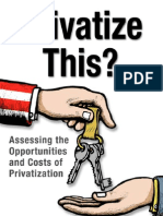 Privatize This