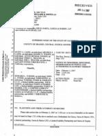 Demurrer of Defendant Garza
