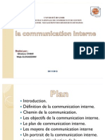 Communication+Interne