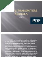 Boli Cu Transmit Ere Sexuala
