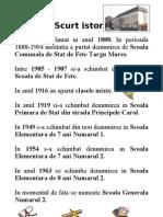 Info Scoala