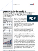 CEE Bond Outlook 2012