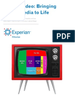 Experian Hitwise - Online Video Bringing Social Media to Life