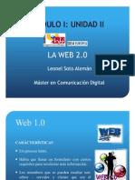 La web 2,0