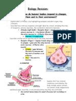 Biology Revision