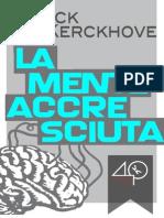 De Kerckhove - La Mente Accresciuta - Derrick