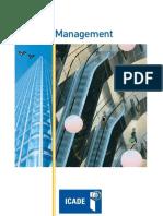Plaquette Icade - Property Management - Novembre 2011