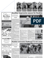 Fall Sports Review 111711