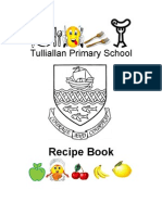 Tulliallan Primary School Recipe Book