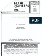 1984 SME Block Caving Paper