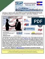 COESGR Newsletter February 2012