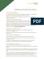 2012_Perfiles Junta Directiva