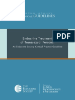 Endocrine Treatment of Transsexual Persons