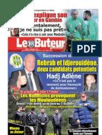 LE BUTEUR PDF du 07/02/2012