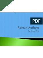 roman authors