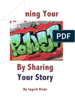 Claiming Your Power by Sharing Your Story