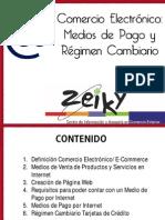 Comercio Electrónico Medios de Pago y Régimen Cambiario - 2011