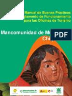 Manual de Buenas Prácticas y Reglamento de Funcionamiento para las Oficinas de Turismo