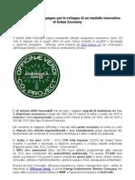 Officinae Verdi, l'impegno per il risparmio energetico con Green Economy