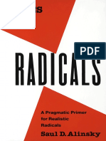 Rules for Radicals by Saul Alinsky (Excerpt)