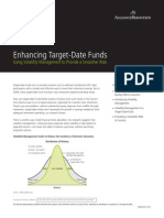 Enhancing Target-Date Funds