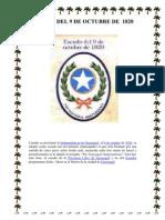 Escudo Del 9 de Octubre de 1820