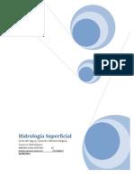 Hidrologia Superficial Unidad I