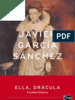 Ella Dracula - Javier Garcia Sanchez