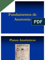 (00) Fundamentos de Anatomía